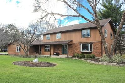 3305 Cardinal Lane, Woodstock, IL 60098 - #: 10338426