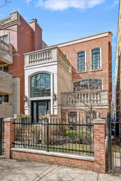 1438 N Cleveland Avenue, Chicago, IL 60610 - MLS#: 10338456