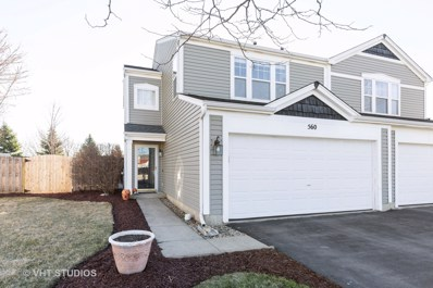 560 Wedgewood Circle, Lake In The Hills, IL 60156 - #: 10338460
