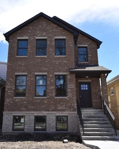 5343 N Luna Avenue, Chicago, IL 60630 - #: 10338470