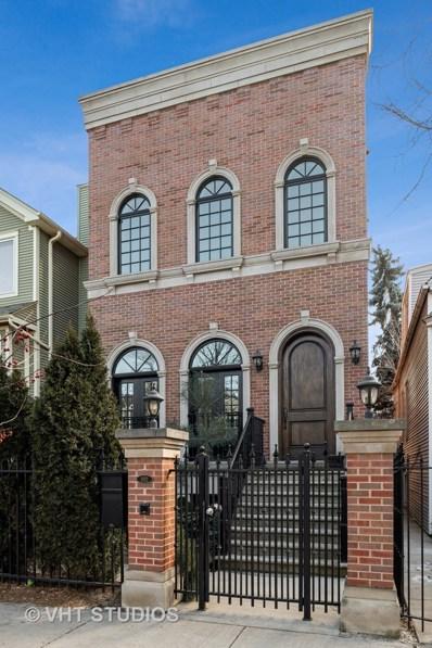 1921 W George Street, Chicago, IL 60657 - #: 10338472