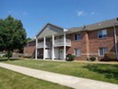 1370 Rock Run Drive UNIT 16, Crest Hill, IL 60403 - #: 10338521