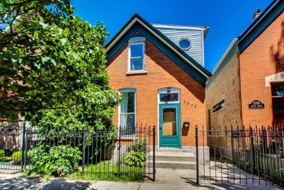 2320 W McLean Avenue, Chicago, IL 60647 - MLS#: 10338633