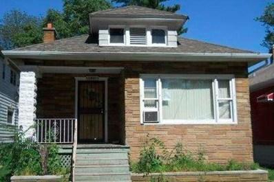 11537 S Parnell Avenue, Chicago, IL 60628 - #: 10338817