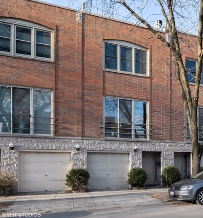 1356 W Fletcher Street, Chicago, IL 60657 - #: 10338888