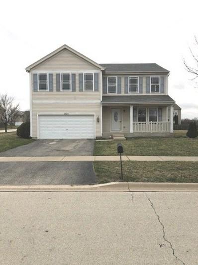 802 Wilson Street, Waterman, IL 60556 - MLS#: 10338919