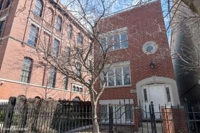 1845 N Sheffield Avenue UNIT 2, Chicago, IL 60614 - MLS#: 10339324