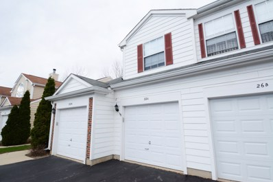 22 Tyler Court UNIT A, Streamwood, IL 60107 - #: 10339340