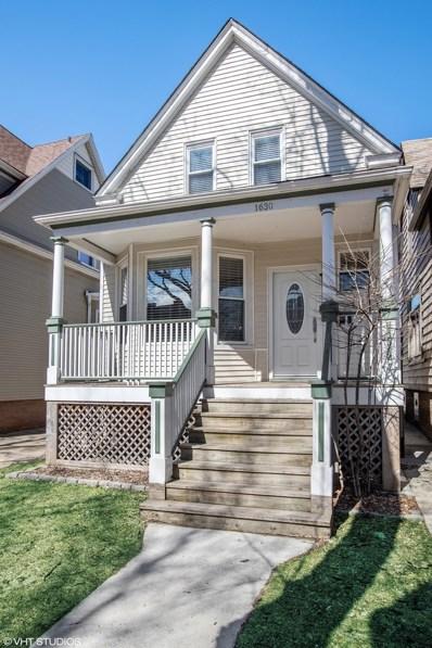 1630 W Winona Street, Chicago, IL 60640 - MLS#: 10339699