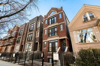 2033 W Rice Street UNIT 3, Chicago, IL 60622 - MLS#: 10339846