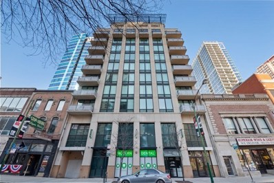 744 N Clark Street UNIT 902, Chicago, IL 60654 - #: 10340110