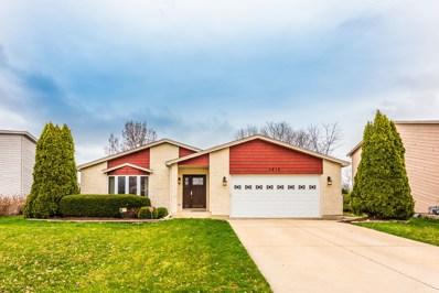 1416 Comanche Drive, Bolingbrook, IL 60490 - #: 10340126