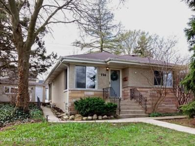 736 W Hinsdale Avenue, Hinsdale, IL 60521 - #: 10340279