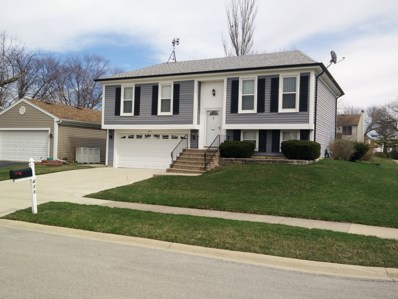 411 Dover Drive, Roselle, IL 60172 - #: 10340291