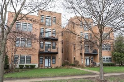 821 Foster Street UNIT 1N, Evanston, IL 60201 - #: 10340330