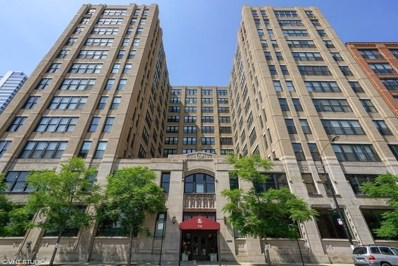 728 W Jackson Boulevard UNIT 423, Chicago, IL 60661 - #: 10340529