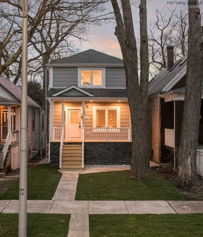 1124 Troost Avenue, Forest Park, IL 60130 - #: 10340568