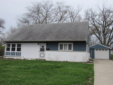 258 Lester Road, Park Forest, IL 60466 - #: 10340593