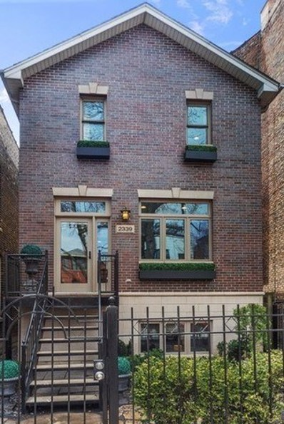 2339 W Ohio Street, Chicago, IL 60612 - #: 10340690