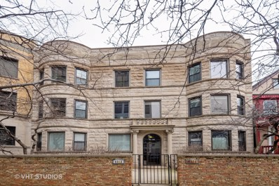 4321 N Hazel Street UNIT 2S, Chicago, IL 60613 - #: 10340719