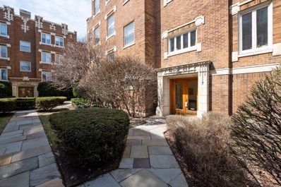 606 Michigan Avenue UNIT 3, Evanston, IL 60202 - #: 10340742