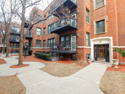 1136 W Pratt Boulevard UNIT GN, Chicago, IL 60626 - #: 10340898
