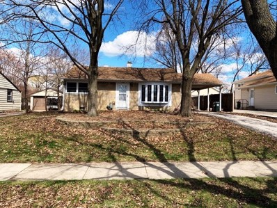 2508 Fremont Street, Rolling Meadows, IL 60008 - #: 10340940