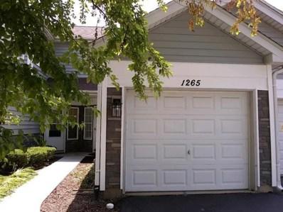 1265 Cranbrook Drive UNIT 000, Schaumburg, IL 60193 - #: 10341024
