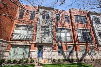 1806 W Byron Street, Chicago, IL 60613 - MLS#: 10341025