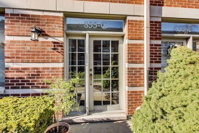 855 N May Street UNIT G, Chicago, IL 60642 - MLS#: 10341054