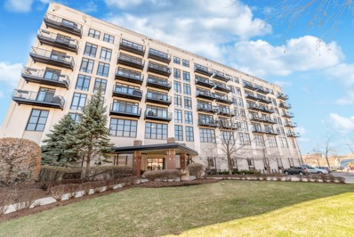 1524 S Sangamon Street S UNIT 805, Chicago, IL 60608 - MLS#: 10341154