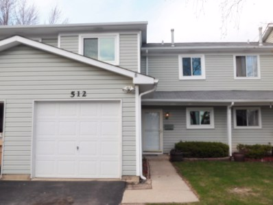 512 Dakota Court, Carol Stream, IL 60188 - #: 10341412