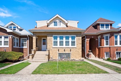 5436 W Cullom Avenue, Chicago, IL 60641 - #: 10341424