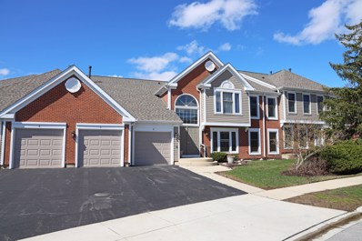132 Red Fox Lane UNIT C2, Elk Grove Village, IL 60007 - #: 10341450
