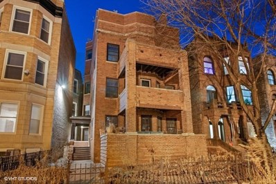 650 W Grace Street UNIT 3, Chicago, IL 60613 - MLS#: 10341627