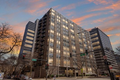 3033 N Sheridan Road UNIT 1206, Chicago, IL 60657 - MLS#: 10341819