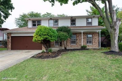 518 Flint Trail, Carol Stream, IL 60188 - #: 10342182