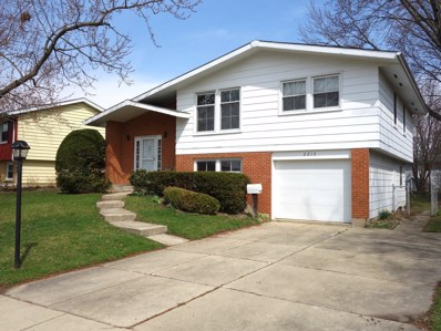 2212 Birch Lane, Rolling Meadows, IL 60008 - #: 10342203