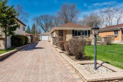 600 N Princeton Avenue, Villa Park, IL 60181 - MLS#: 10342308