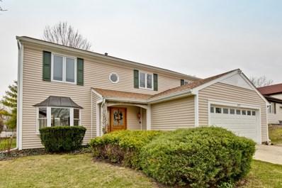 217 Amber Lane, Vernon Hills, IL 60061 - #: 10342388