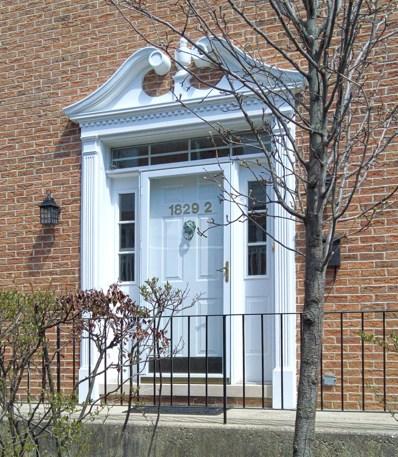 1829 Grove Street UNIT 2, Glenview, IL 60025 - #: 10342413