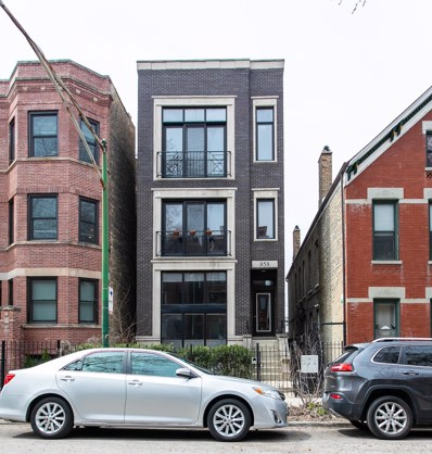 858 N Hermitage Avenue UNIT 3, Chicago, IL 60622 - #: 10342726