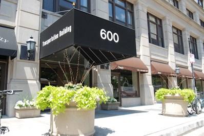 600 S Dearborn Street UNIT 403, Chicago, IL 60605 - #: 10342739