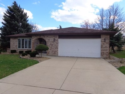 7631 W 157th Place, Orland Park, IL 60462 - #: 10343023