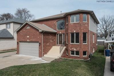 9621 Merton Avenue, Oak Lawn, IL 60453 - MLS#: 10343111