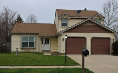 212 Somerset Drive, Streamwood, IL 60107 - #: 10343352