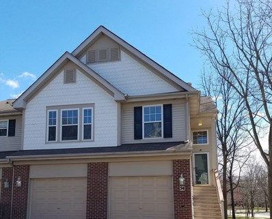 54 Samuel Drive UNIT 13-4, Streamwood, IL 60107 - #: 10343362