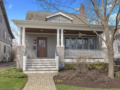 1014 Oakwood Avenue, Wilmette, IL 60091 - #: 10343401