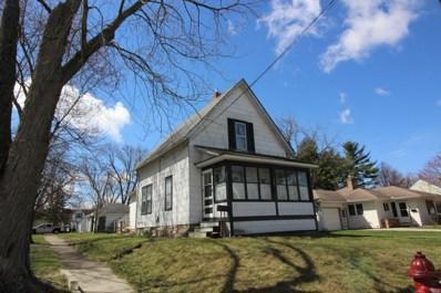 434 E Kimball Avenue, Woodstock, IL 60098 - #: 10343402
