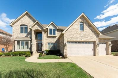 1250 W Flamingo Drive, Roselle, IL 60172 - #: 10343535